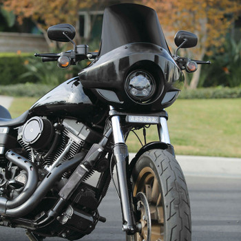 Burly Touring Sport Tall Fairing for Harley