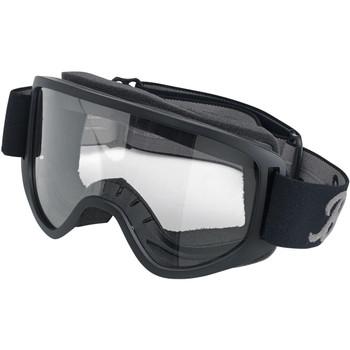 Biltwell Moto 2.0 Goggles - Script Black