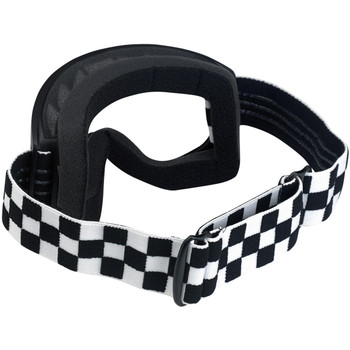 Biltwell Moto 2.0 Goggles - Checkers Black