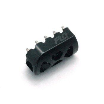 Flo Motorsports Moto Style Shifter Peg for Harley - Black