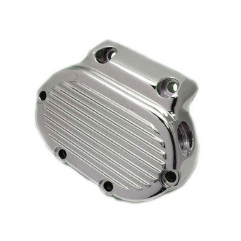 V-Twin Mfg. Chrome Transmission Side Cover for 1987-1994 Harley FXR