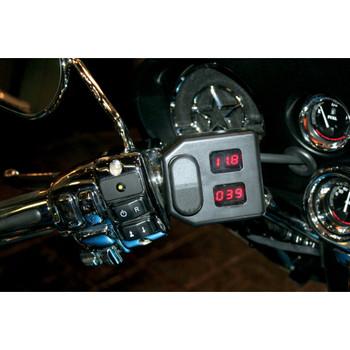 Motor Trike Suspension Controller Kit for 2014 FLHTCUTG