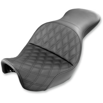 Saddlemen Explorer LS Touring Seat for 2006-2017 Harley Dyna
