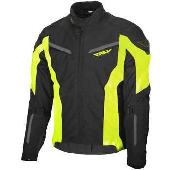 FLY Street Strata Jacket - Hi-Vis