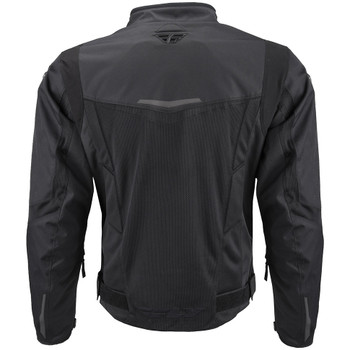 FLY Street Airraid Jacket - Black