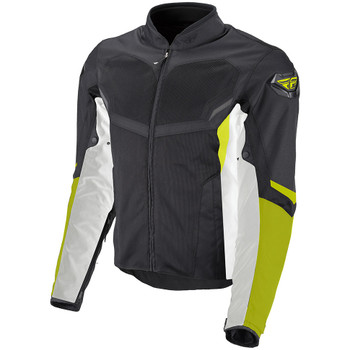 FLY Street Airraid Jacket - Hi Vis