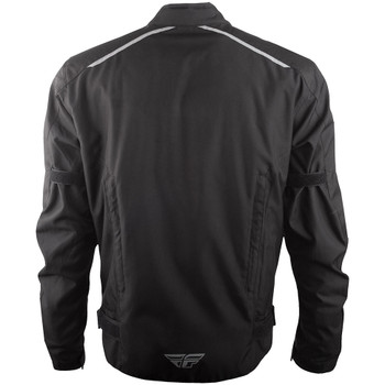 FLY Street Baseline Jacket - Black