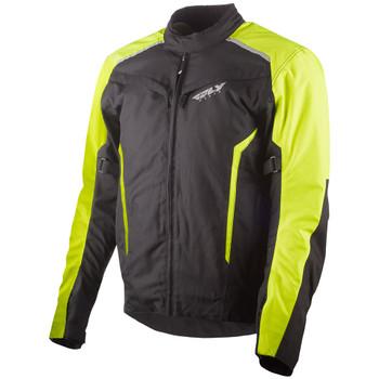 FLY Street Baseline Jacket - Hi Vis
