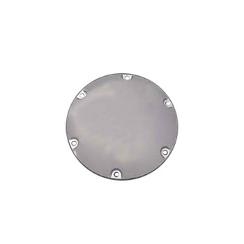 V-Twin Chrome Smooth Derby Cover for 2004-2017 Harley Sportster