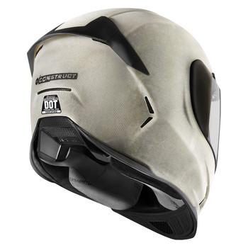 Icon Airframe Pro Construct Helmet - White