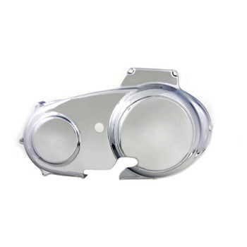 Chrome Outer Primary Cover V-Twin 43-0221