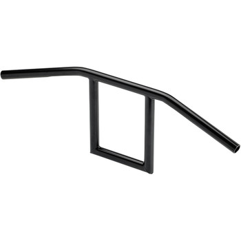 "Biltwell 1"" Window Bars Handlebars - Black"