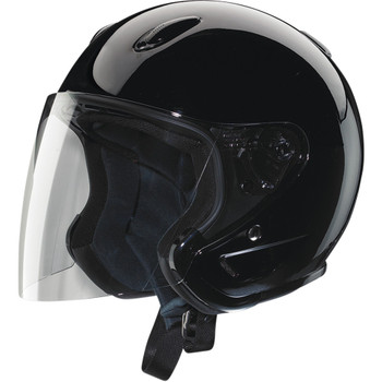 Z1R Ace Helmet - Gloss Black