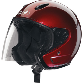 Z1R Ace Helmet - Wine
