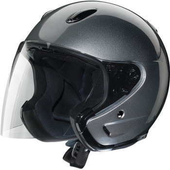 Z1R Ace Helmet - Dark Silver
