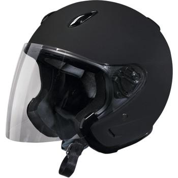 Z1R Ace Helmet - Rubatone Black