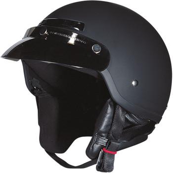 Z1R Drifter Helmet - Flat Black