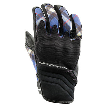 Speed and Strength Cross My Heart Gloves - Purple