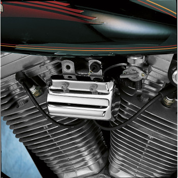 Drag Specialties Coil Cover for Harley FXR
