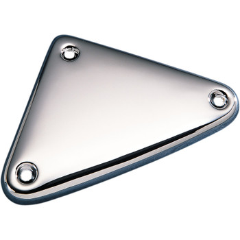 Drag Specialties Chrome Ignition Module Cover for 1982-2003 Harley Sportster