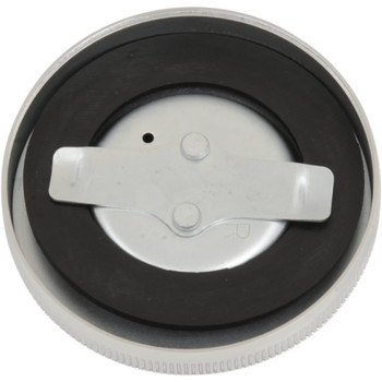 Drag Specialties Chrome Original-Style Vented Gas Cap - Chrome