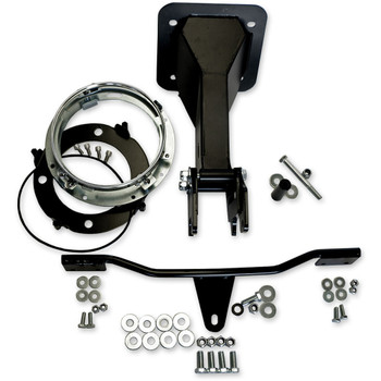 Russ Wernimont Fairing Mounting Kit for 2006-2017 Harley Dyna with RWD Fairing