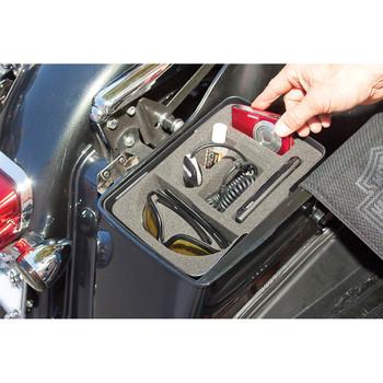 Hardbagger Pick-N-Pluck Foam Insert Kit for Universal Top Shelf Tray