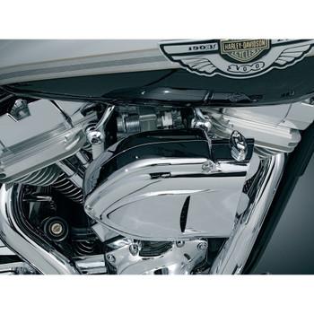 Kuryakyn Bluegrass Breather Kit for Harley