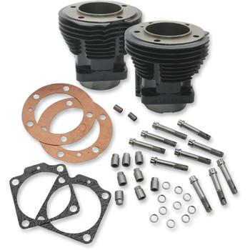 """S&S Shovelhead Cylinder Kit for 1966-1984 Harley Shovelhead - 3.4375"""" Bore"""