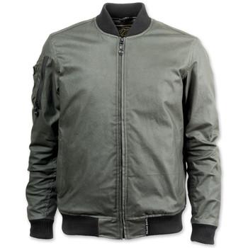 Roland Sands Squad Textile Jacket - Green