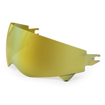 Scorpion Covert Drop-down Sunvisor - Gold Mirror