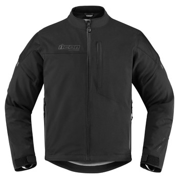 Icon Tarmac Jacket - Black