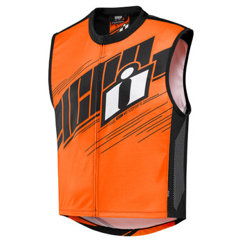 Icon Mil-Spec 2 Vest - Hi-Viz Orange
