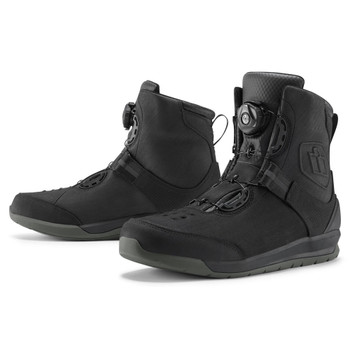 Icon Patrol 2 Boots - Black