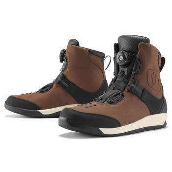 Icon Patrol 2 Boots - Brown