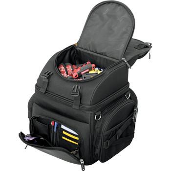 Saddlemen BR1800 Back Seat / Sissy Bar Bag