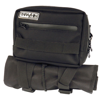 Thrashin Supply Handlebar Bag and Tool Roll