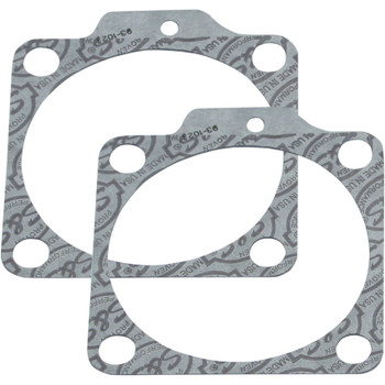 "S&S Base Gaskets for 1966-1984 Harley Shovelhead - 3-7/16"" and 3-1/2"" bore"