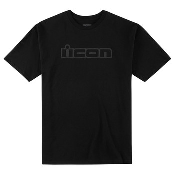 Icon OG T-Shirt - Black