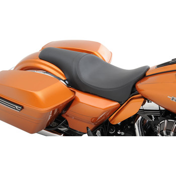 Drag Specialties Predator Seat for 2008-2020 Harley Touring - Smooth