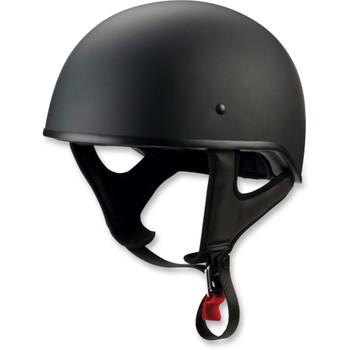 Z1R CC Beanie Half Helmet - Flat Black