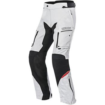 Alpinestars Valparaiso 2 Drystar Pants - Light Gray/Black