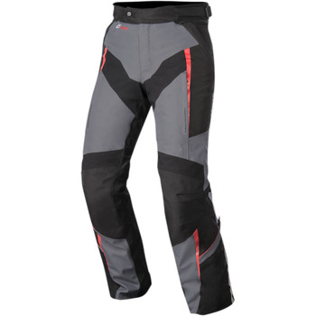 Alpinestars Yokohama Drystar Pants - Dark Gray/Black/Red