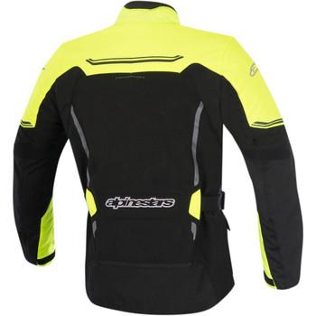 Alpinestars Venice Drystar Jacket - Black/Fluorescent Yellow