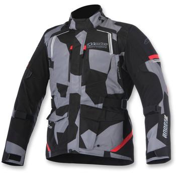 Alpinestars Andes Drystar Jacket V2 - Black/Camo/Red