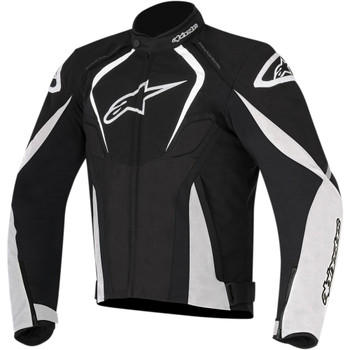Alpinestars T-Jaws Waterproof Jacket - Black/White