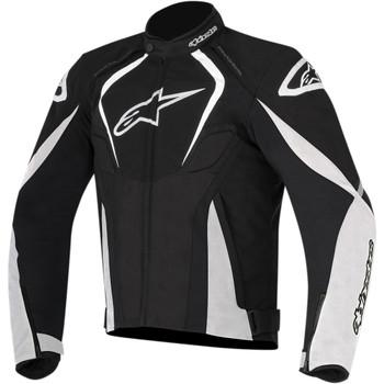 Alpinestars T-Jaws Waterproof Jacket - Black/White