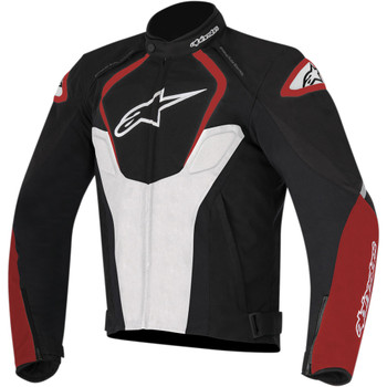Alpinestars T-Jaws Waterproof Jacket - Black/White/Red