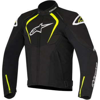 Alpinestars T-Jaws Waterproof Jacket - Black/White/Yellow