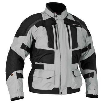 FirstGear 37.5 Kathmandu Jacket - Grey/Black